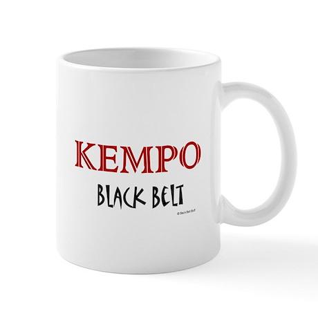 Kempo Black Belt 1 Mug