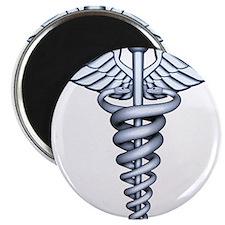 """Medical Symbol 2.25"""" Magnet (100 pack)"""