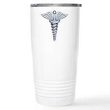 Medical Symbol Stainless Steel Travel Mug