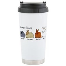Cute Satin Travel Mug