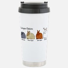 Unique Angora Travel Mug