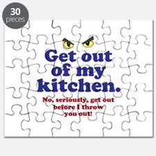 Get Out of my Kitchen Puzzle