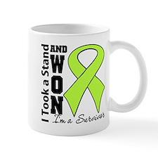 Won Lymphoma Mug