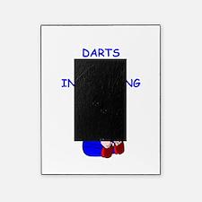 Unique Darts Picture Frame