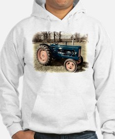 Antique Vintage Fordson Tractor Hoodie