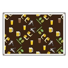 Beer Collage Banner