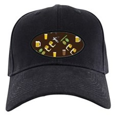 Beer Collage Baseball Hat
