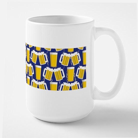 Beer Cheers Large Mug