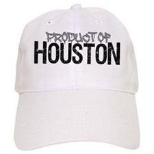 Product of Houston! Baseball Cap
