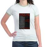 GODS WIL Ringer T-shirt