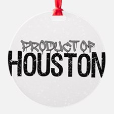 Product of Houston! Ornament