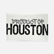 Product Of Houston! Magnets