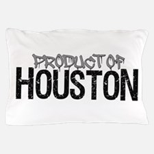 Product of Houston! Pillow Case