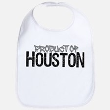 Product of Houston! Bib