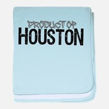 Product of Houston! baby blanket