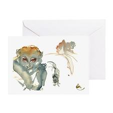 artist Greeting Card