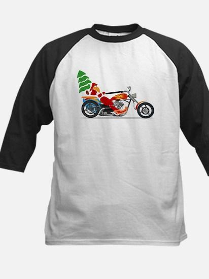 Have a Harley Christmas Baseball Jersey
