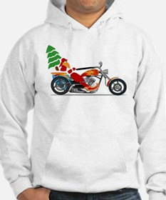 Have a Harley Christmas Jumper Hoody