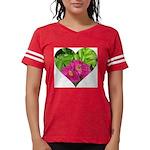 Iraq Veteran Women's V-Neck Dark T-Shirt