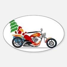 Have a Harley Christmas Decal