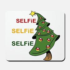 OYOOS Selfie Xmas design Mousepad