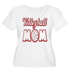VOLLEYBALL MO T-Shirt