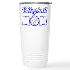 VOLLEYBALL MOM Travel Mug