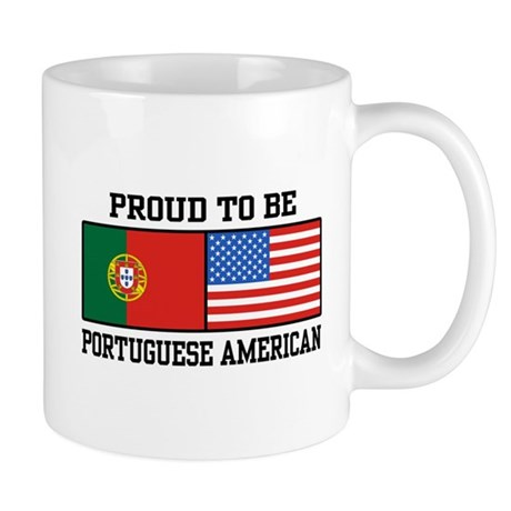 Portuguese American Mug