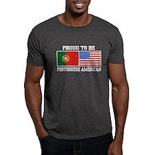 Portuguese American T-Shirt