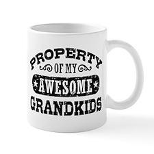 Property of my Grandkids Mug