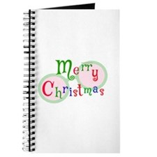 2 Merry Christmas Journal