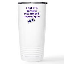 Cute Trident Travel Mug