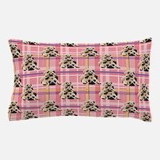 Unique Pug. Pillow Case