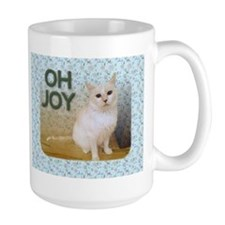 Oh Joy Large Mugs (leftie)