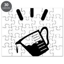 measuring glass Puzzle