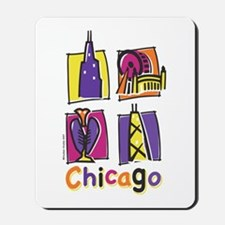 Chicago Kids Mousepad