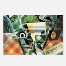 Still Life by Juan Gris Postcards (Package of 8)