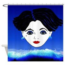 Shower Curtain Sheri