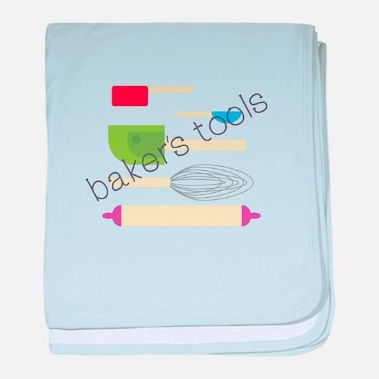 Bakers Tools baby blanket
