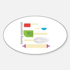 Baking Essentials Decal