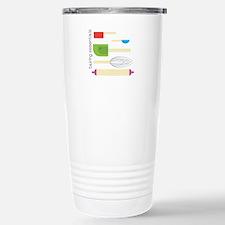 Baking Essentials Travel Mug