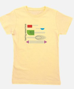 Baking Essentials Girl's Tee