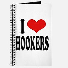 I Love Hookers Journal
