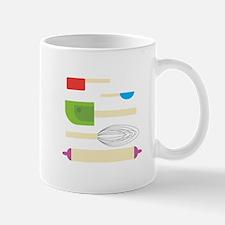 Baking Utensils Mugs