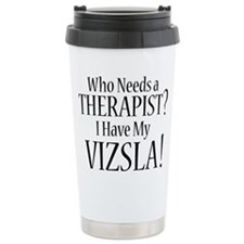 Cute Wirehaired vizsla Travel Mug