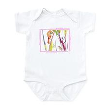 Lemurs! Infant Bodysuit