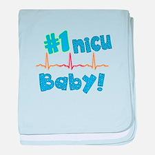 Funny New baby boy baby blanket