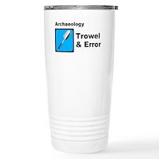 Cute Archaeology Travel Mug