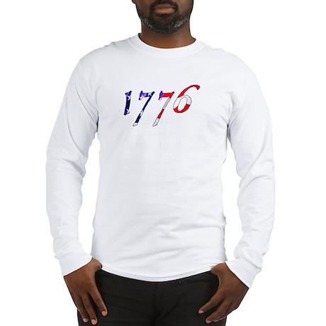 "Stars & Stripes ""1776"" Long Sleeve T-Shirt"