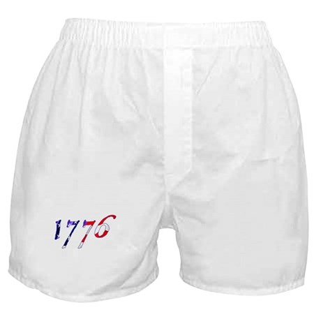 "Stars & Stripes ""1776"" Boxer Shorts"